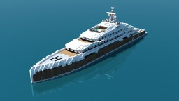 Superyacht Pride Minecraft