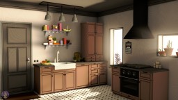 Kitchen - [Download] Minecraft
