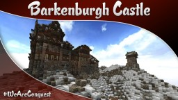 Barkenburgh Castle Minecraft