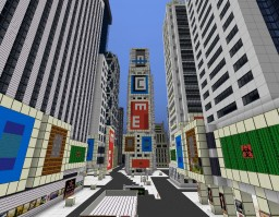 New York city! Minecraft