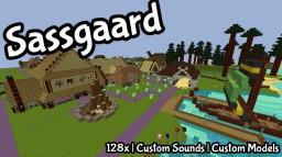 Sassgaard - Cartoony Norse Minecraft