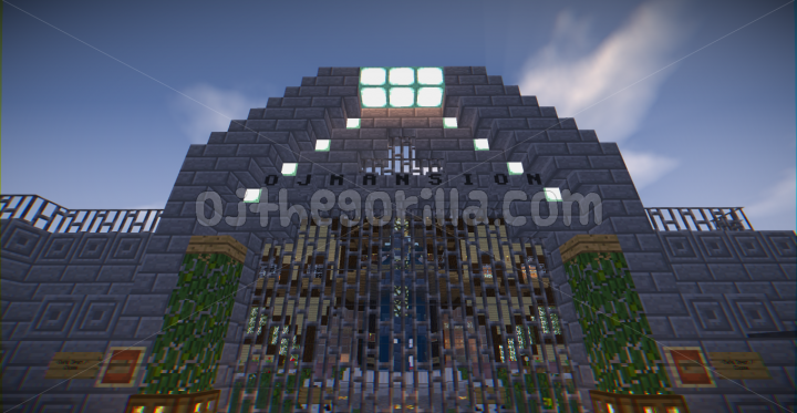 Main Gate Enterance
