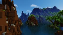 Small island terra Minecraft Map & Project