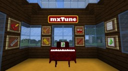 mxTune - a music mod that lets you play MML files Minecraft