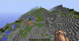 Salvation below Minecraft Map & Project