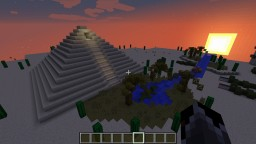 Egypt PVP Minecraft Map & Project