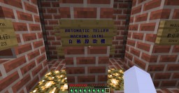 Simple & Compact ATM in Vanilla Minecraft!