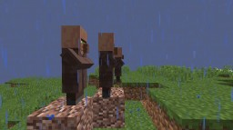 Villager Heroes Minecraft Map & Project
