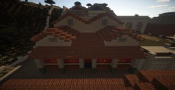 Small Roman Thermae Minecraft