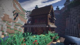 The Forgotten Hero's House Minecraft Map & Project
