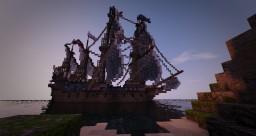 16th century french galleon ~Espérance de dieu~ full interior build