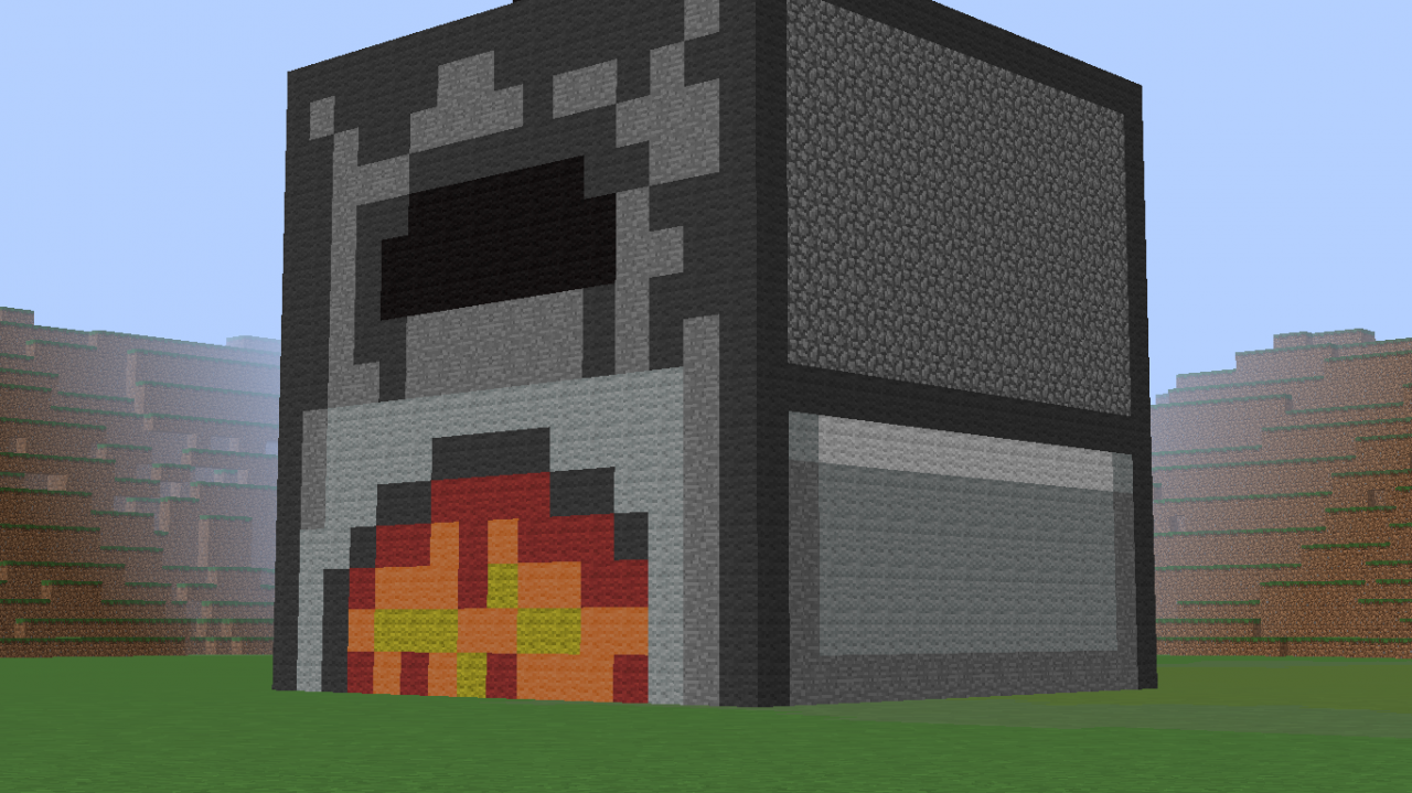 Furnace minecraft project for How to craft a furnace in minecraft