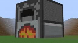 Furnace Minecraft Map & Project