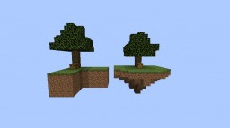 SkyBlock - Island Chooser Minecraft Project