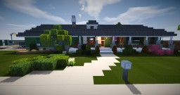 Ranch-Style House Minecraft Map & Project