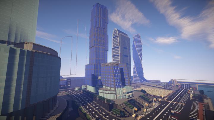 Capital City Complex