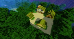 PokeCraft: Johto Minecraft Project