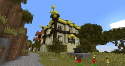 [AvatarBuild] Auberge d'Hamma - by Yaourt Minecraft Map & Project