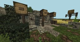 Ruined Farm House Minecraft