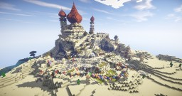 Persian Mirage: a survival spawn 1.1 Minecraft Map & Project