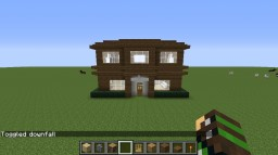 Big House  :D Minecraft Project
