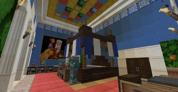 Bedroom of the Empress
