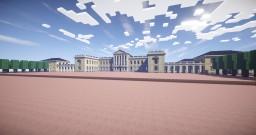 Christiania Royal Palace Minecraft Project