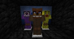 Five Nights at Freddys multiplayer Minecraft Map & Project