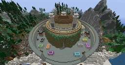 Goa Kingdom (One piece) Minecraft Project