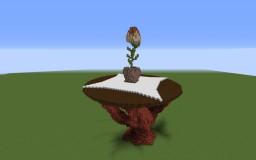 Modern Weird Table Minecraft Map & Project