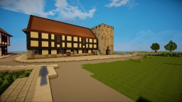 Southampton West Gate Hall Replica [WOK] Minecraft