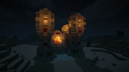 Desert Palace Minecraft