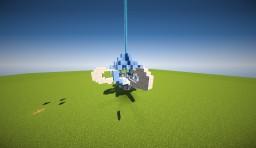 Creative Spawn   Glowville Minecraft Map & Project