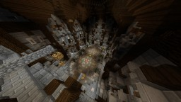 Prison Spawn - Wood Mine + Info Room + PvP arena + RepairRoom + CrateArea Minecraft Project