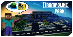 Trampoline park Minecraft Map & Project