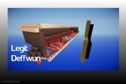 Legit Deffwun Minecraft Map & Project