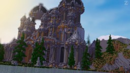My new project Minecraft Map & Project