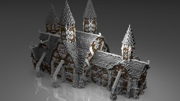 Church Final Minecraft Project