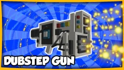 DUBSTEP GUN IN VANILLA MINECRAFT Minecraft Map & Project