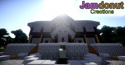Medieval House/Mini-Mansion Minecraft Project