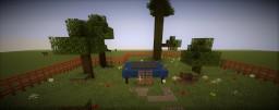 G's backyard Minecraft Map & Project