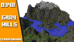 Gray Hills - 512x512 Map Minecraft Map & Project