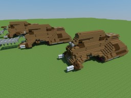 MTT STAR WARS Minecraft Project
