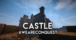 Castle -  #WeAreConquest Minecraft