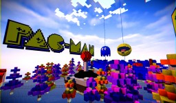 Pac-Man | Paintball/S&D Map Minecraft Project