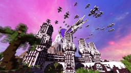 The Purple Swarm - 10th [ the Barbarians are coming contest ] Minecraft