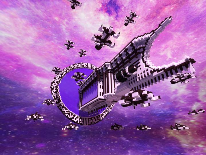 The Zeldoron Command Ship