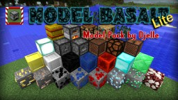 Model Basalt Lite v1.0 Minecraft Texture Pack