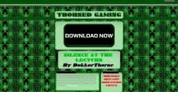 Thorned Gaming Minecraft Blog Post