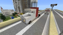 Big rig (Pocket Edition) Minecraft Map & Project